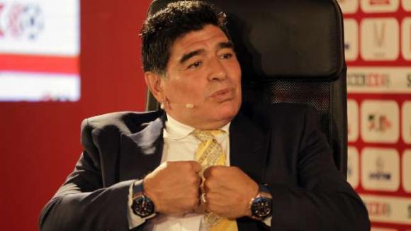 Марадона: Блатер създаде анархия във ФИФА