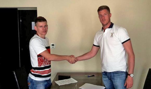 Официално: Роман Безяк напуска Лудогорец, подписа с хърватски отбор