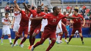 Португалски ураган отвя Германия на 1/2-финала на Евро 2015