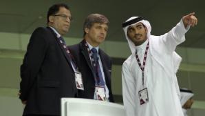 ФИФА наказа доскорошния председател на комисията по избора на домакинство на Мондиал