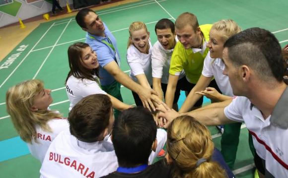 България остана на 4-то място отборно на световното по бадминтон за глухи