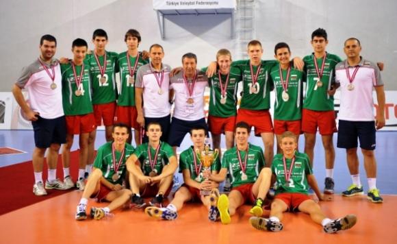 Момчетата на България с две победи над Турция