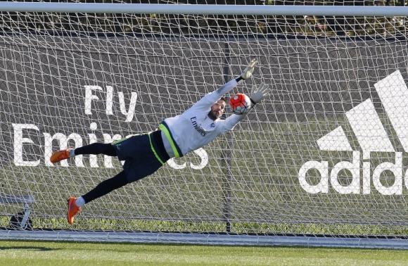Кико Касийя направи първа тренировка с Реал Мадрид