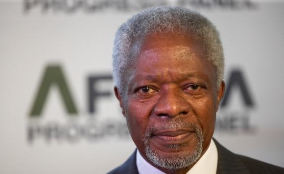 Кофи Анан може да оглави работна група на ФИФА