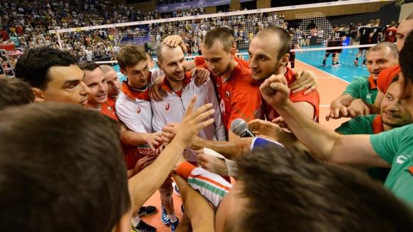 Федерация чака 1 млн. лева от спонсори покрай Евроволей 2015