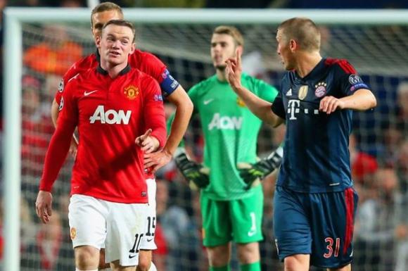 Швайнщайгер: Рууни е една от причините да съм в Юнайтед