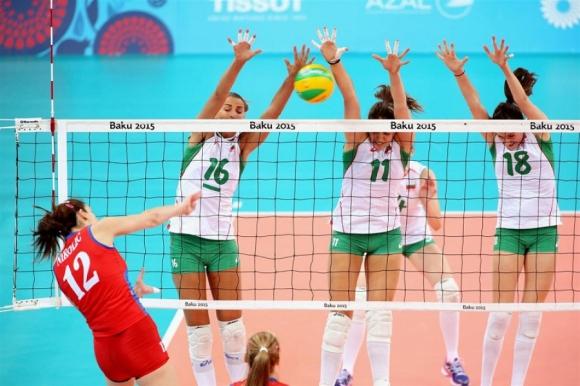 Женският национален отбор започва подготовка за Евроволей 2015