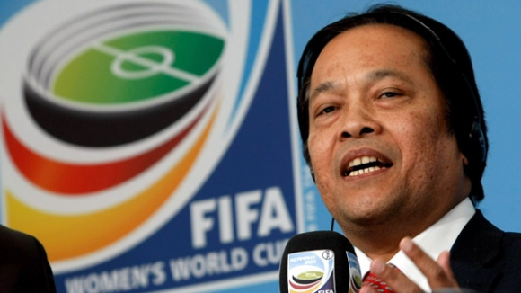 Бивш член на Изпълкома на ФИФА с условна присъда за фалшифициране на документи