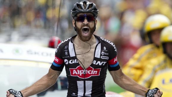 Гешке спечели 17-ия етап от Тура, Фруум остава лидер