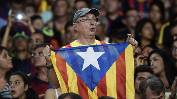УЕФА глоби Барса след финала в ШЛ