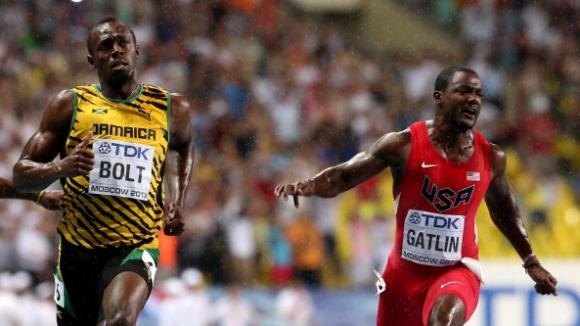 Болт: Гатлин не може да подобри рекорда ми