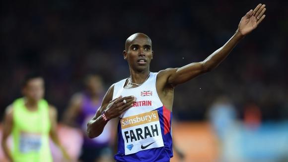 Фара оглави световната ранглиста на 3000 метра