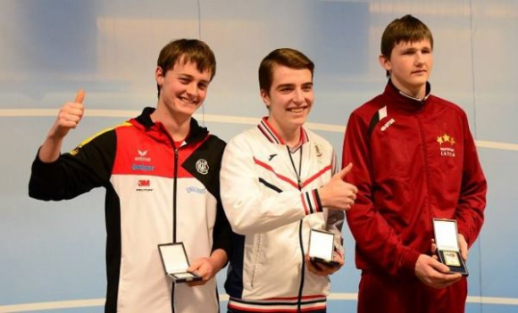 Александър Тодоров стана европейски шампион на 50 метра пистолет