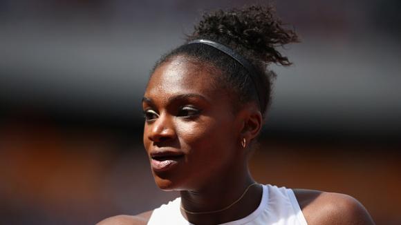 Ейшър-Смит стана първата британка под 11 секунди на 100 метра