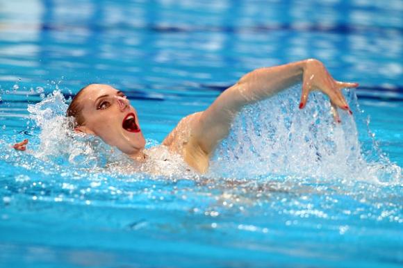 Ромашина донесе първи златен медал за Русия на световното по плувни спортове