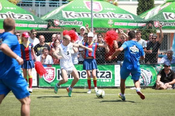 Еталон 05 триумфира с Регионалната Kamenitza Фен Купа 2015 в Монтана