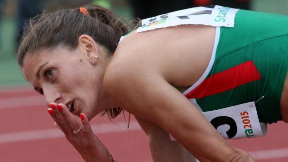 Втори медал за Дънекова в Румъния