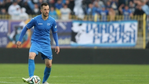 Боби Стойчев се пробва в Азербайджан