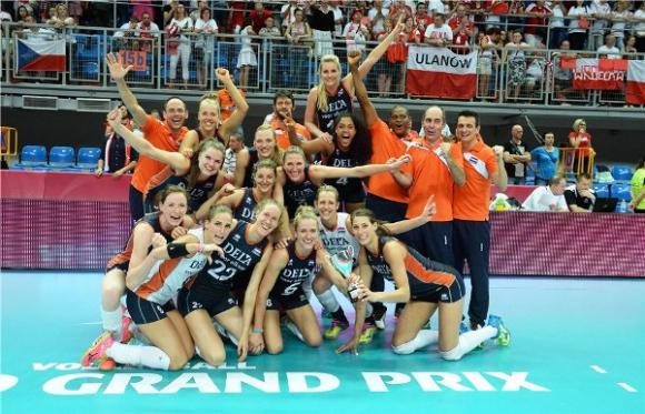 Холандия спечели втора дивизия на световното Гран При и влезе в елита (ВИДЕО)