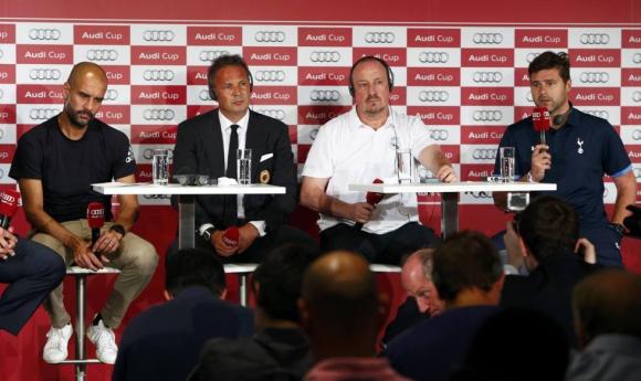 Бенитес: Предстои ни страхотен турнир с много силни отбори