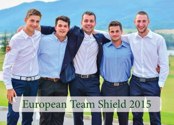 Българският тим със сребро от Европейския шампионат по голф