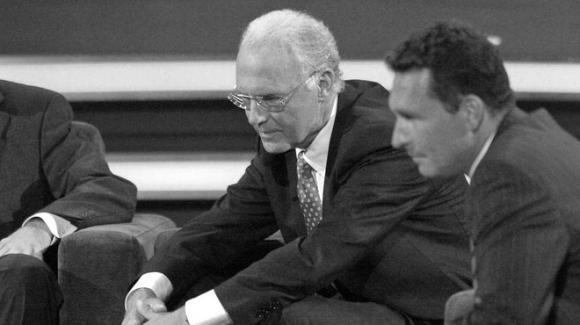 Бекенбауер бил 2 дни до смъртния одър на сина си