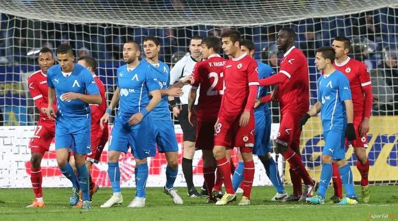 ЦСКА изпревари Левски в ранглистата на УЕФА
