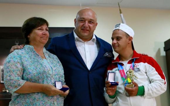 Министърът на младежта и спорта изпрати поздравително писмо до героите от Тбилиси