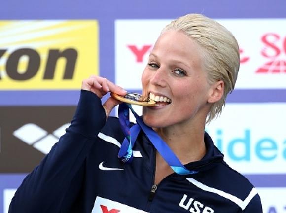 Американка стана световна шампионка по скокове във вода от 20 метра