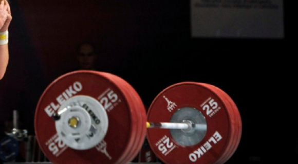 Кристиян Йорданов с бронз на европейското по вдигане на тежести
