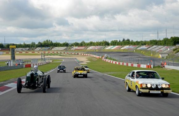 Благородната патина на легендарните модели Opel в Oldtimer Grand Prix