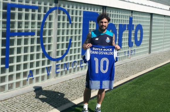 Порто взе италиански национал без пари