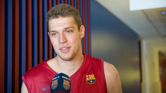 Везенков: Не се чувствам готов за НБА, Барселона е добра стъпка