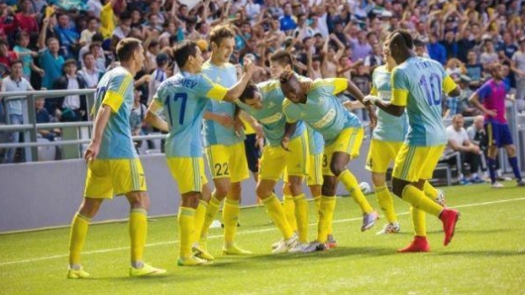 Астана на Мъри Стоилов е на плейоф за ШЛ след героичен обрат в Казахстан (видео)