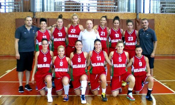 България загуби от Финландия на европейското за девойки до 18 години