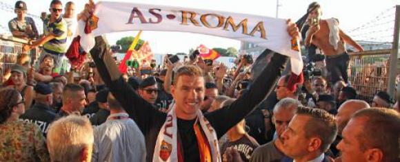 Челси отстъпи Салах на Рома, Джеко също е в италианската столица