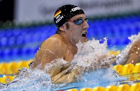 Марко Кох стана световен шампион в плуването на 200 метра бруст за мъже