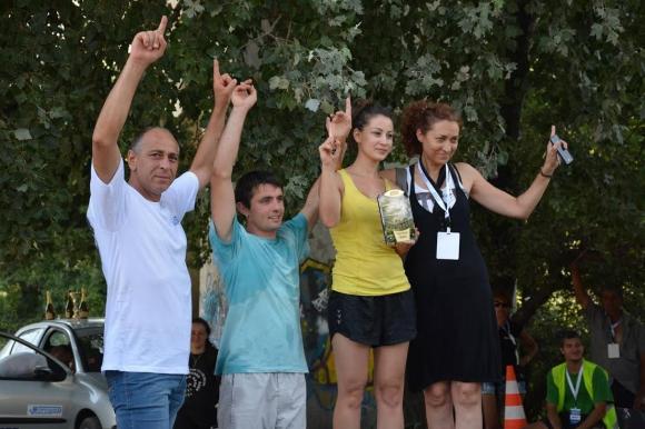 """Мая Русанова спечели първия трофей """"Тодор Славов"""""""