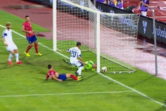 Сърбия вече е с +1 точка, Албания устиска 0:0 срещу Дания