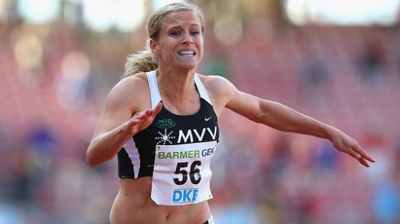Верена Зайлер се отказва от атлетиката
