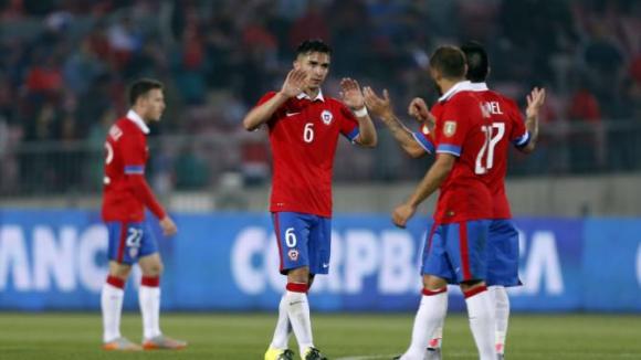 Чили срази Парагвай в трилър с пет гола