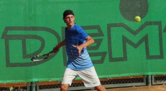 Контузия извади Лазаров от турнира US Open при юношите