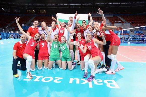 Волейболистките напред с едно място в световната ранглиста