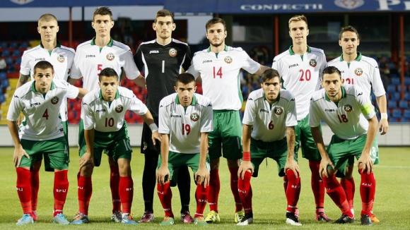 Младежите с първа тренировка след успеха в Румъния