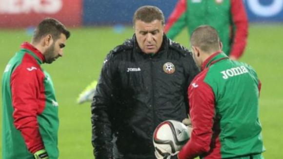 Лудогорец взима треньор от националния отбор