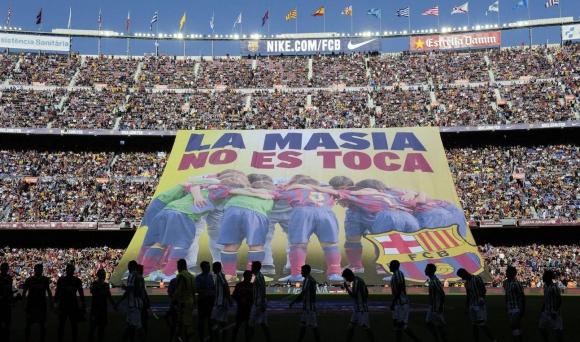 ФИФА продължава да тормози Барселона