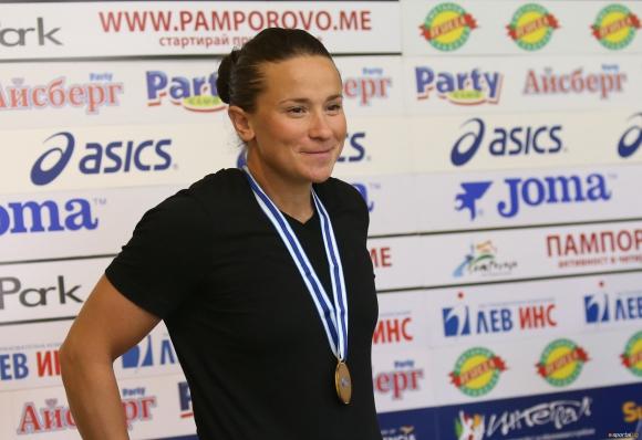 Станилия Стаменова: Искам, като порасна, да стана олимпийска шампионка!