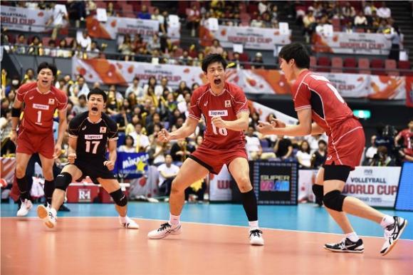 Япония с измъчено 3:2 над Египет в Хирошима (ВИДЕО + СНИМКИ)