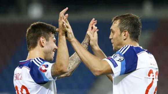 7 гола срещу Лихтенщайн доближиха Русия до голямата цел (видео)
