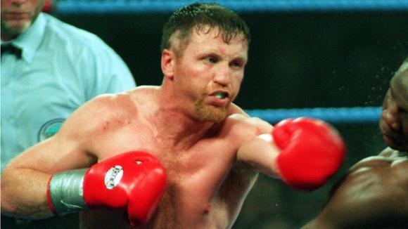 Стив Колинс готов да се завърне и да се бие с Флойд Мейуедър